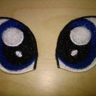 My Little Pony Eyes - Version 2 (Dark Blue)