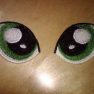 My Little Pony Eyes - Version 2 (Green)