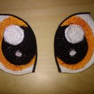 My Little Pony Eyes - Version 2 (Orange)