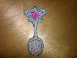 Silver Spoon Cutie Mark