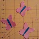 8 Inch Fluttershy Cutie Mark Butterflies