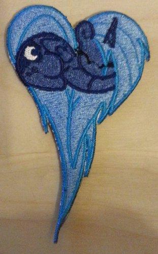 Luna Heart Patch
