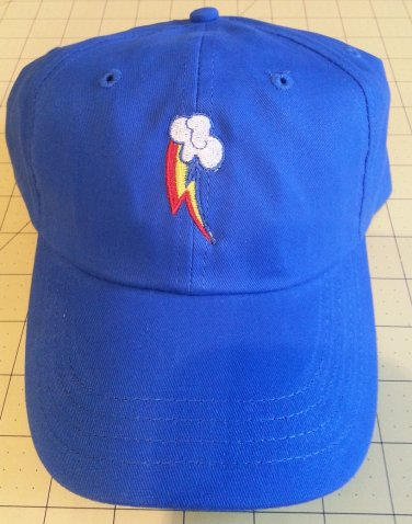 Rainbow Dash Cutie Mark Hat