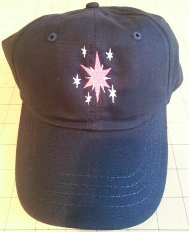 Twilight Sparkle Cutie Mark Hat