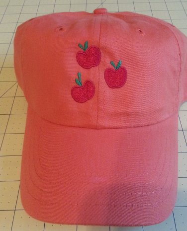 Applejack Cutie Mark Hat