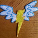 Blue Wonderbolts Emblem Patch 4""