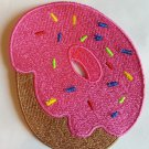 Donut Joe Cutie Mark Patch 4""