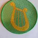 Lyra Mark Patch 4""