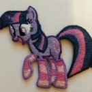 Twilight Sparkle in Socks being Happy Patch
