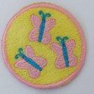 2 inch Fluttershy Merit Badge