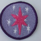 2 inch Twilight Sparkle Merit Badge