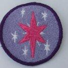 2 inch Twilight Sparkle Merit Badge