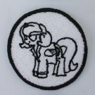 2 inch Science Woona Merit Badge