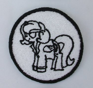 2 inch Science Woona Merit Badge