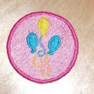 2 inch Pinkie Pie Merit Badge