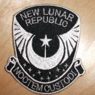 New Luna Republic B&W Patch