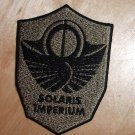 Solaris Imperium Embroidered Patch w/velcro