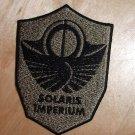 Solaris Imperium Embroidered Patch w/velcro