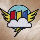 "Rainbow Factory 4""Patch"