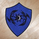 Task Force Eclipse Blue Team Embroidered Patch w/velcro