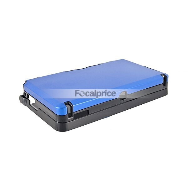 Skin Case for Nintendo 3DS (Blue)
