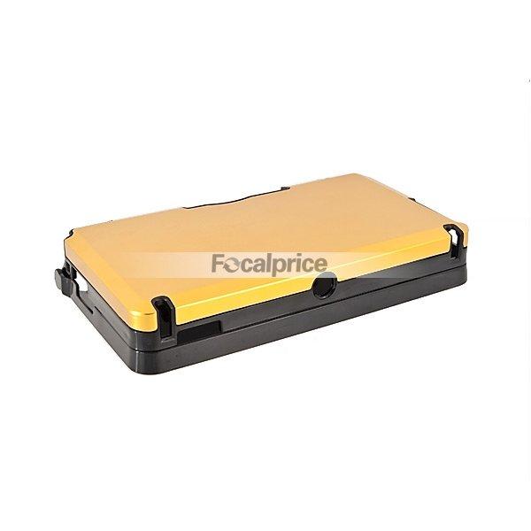 Skin Case for Nintendo 3DS (Golden)