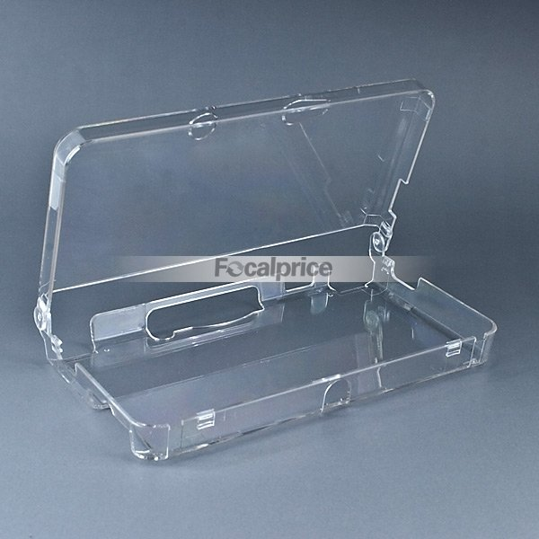 Crystal Protective Case Nintendo 3DS