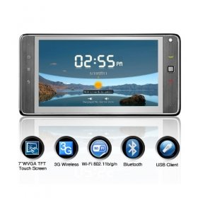 Huawei Ideos S7 - 3G Android 2.2 Capacitive Touchscreen Tablet