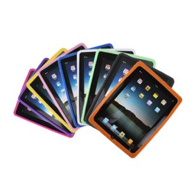 Silica-gel iPad Case