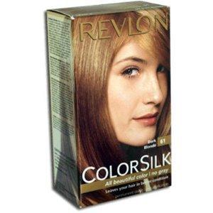 Revlon Colorsilk Haircolor #61 Dark Blonde 6N