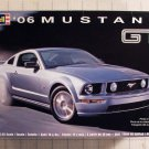 '06 Ford Mustang GT 1:25 Scale Revell Model Kit #85-2839