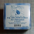 EQ-100/XR-100 Portable Unit One-Year Replacement Filter Package