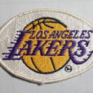 Vintage Los Angeles Lakers Basketball Team Sew On Patch