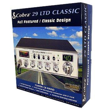 COBRA 29LTD CLASSIC FULL FEATURED DELUXE CB RADIO