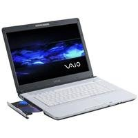 Sony Vaio 1.66GHz Intel Core Duo T2300 Processor, 1GB RAM, 100GB HDD Notebook