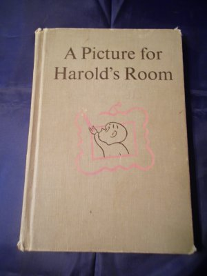 A Picture for Harold's Room Crockett Johnson An I Can Read Book
