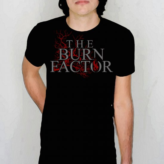 The Burn Factor Shirt Size:Youth Large