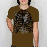 The Burn Factor Brown Shirt Medium
