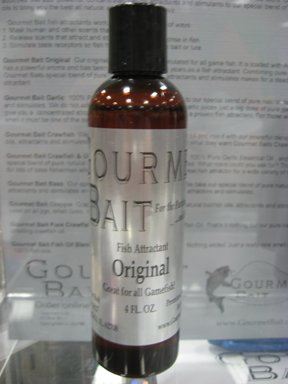 Info Gourmet Bait  Fish Attractants / Scents