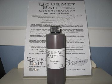 Gourmet Bait Corn Steep Liquor CSL 8 oz.