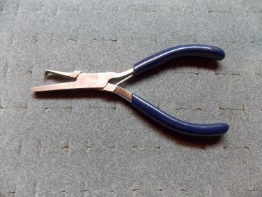 "6"" Split Ring Pliers Stainless Steel PVC Grip"