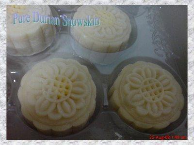 D24 Pure Durian Snowskin