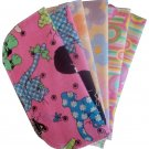 24 CLOTH BABY GIRL WIPES