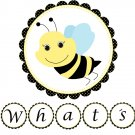 Printable What´s Gonna Bee Gender Reveal Banner also Birthday