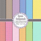 Square Pattern clipart digital printable background graphics