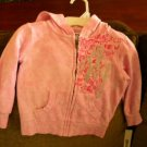 DKNY 2T Girls Hoody Cute!!!