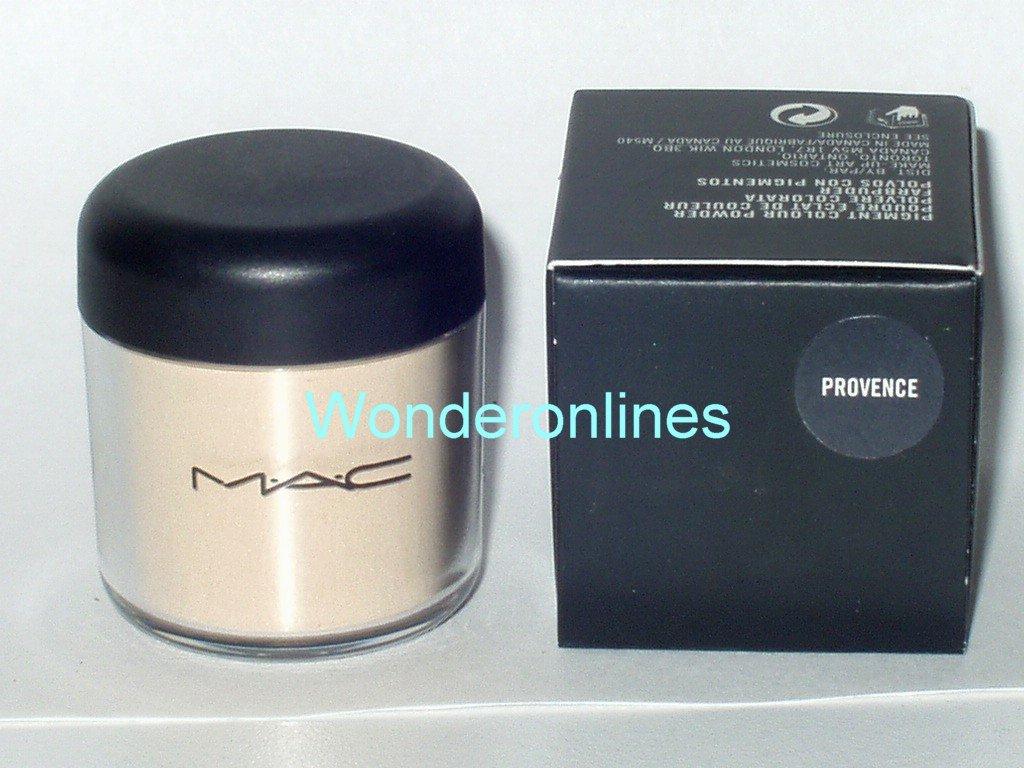 NIB FULL SIZE MAC Cosmetics Pigment Provence