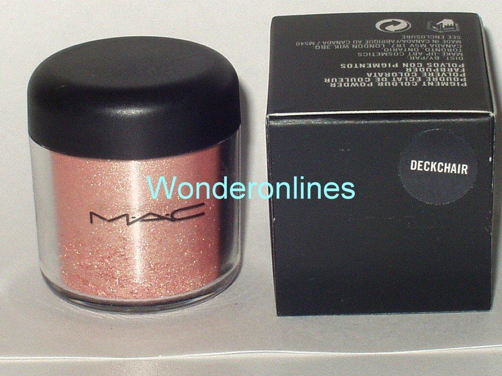 NIB FULL SIZE MAC Cosmetics Pigment Deckchair