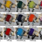 Cuff Hand Bracelet Belly Wrist Arm Ankle 24 pc Dance EHS