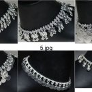 Wholesale Fashionable Anklet New mix design 10 pairs jewellery promotion